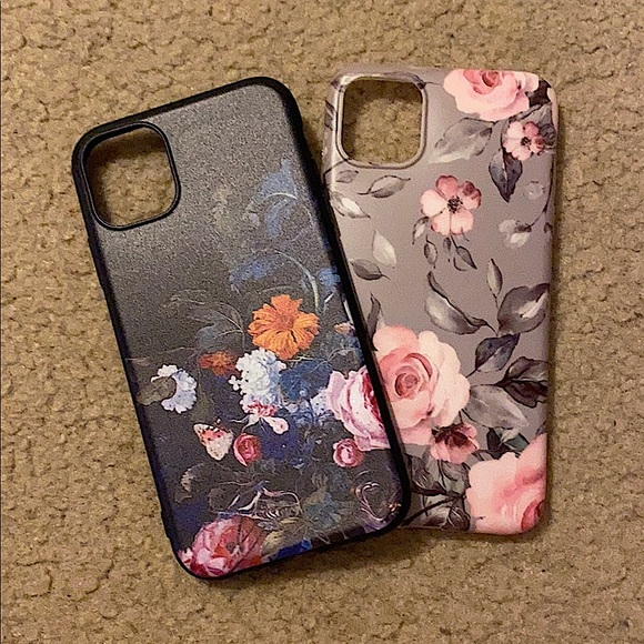2 IPhone 11 Cases (NWOT)